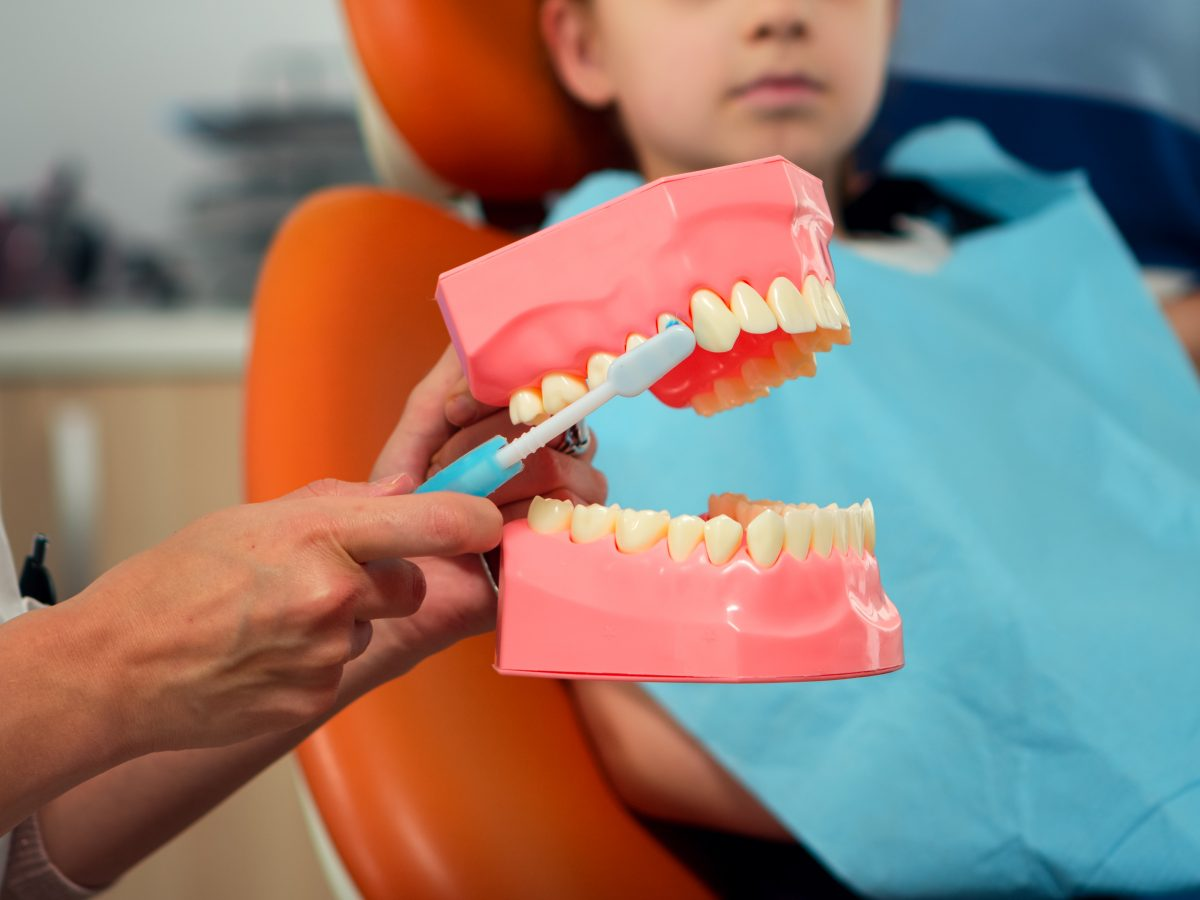 Five Things To Do If Your Gums Are Bleeding